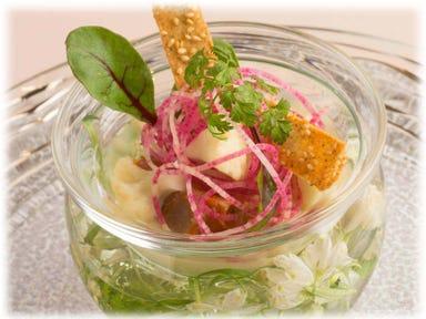 フランス料理 サンテミリオン  コースの画像