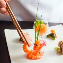 繊細&豪快 ホテルの本格中国料理