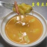 上海蟹のミソ・卵・フカヒレと 豆腐煮