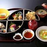 【ランチ】風花御膳〜ランチ一番人気!いろいろなお惣菜を少しずつ楽しめます〜