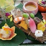 【ランチ】隨縁〜こだわりの煮物椀、新鮮なお造りなど贅沢ランチ会席〜