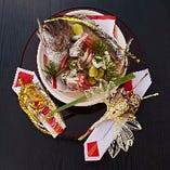 【寿ーことぶきー】インターネット予約でご両家のお食事会を華やかにする卓上装花をプレゼント!