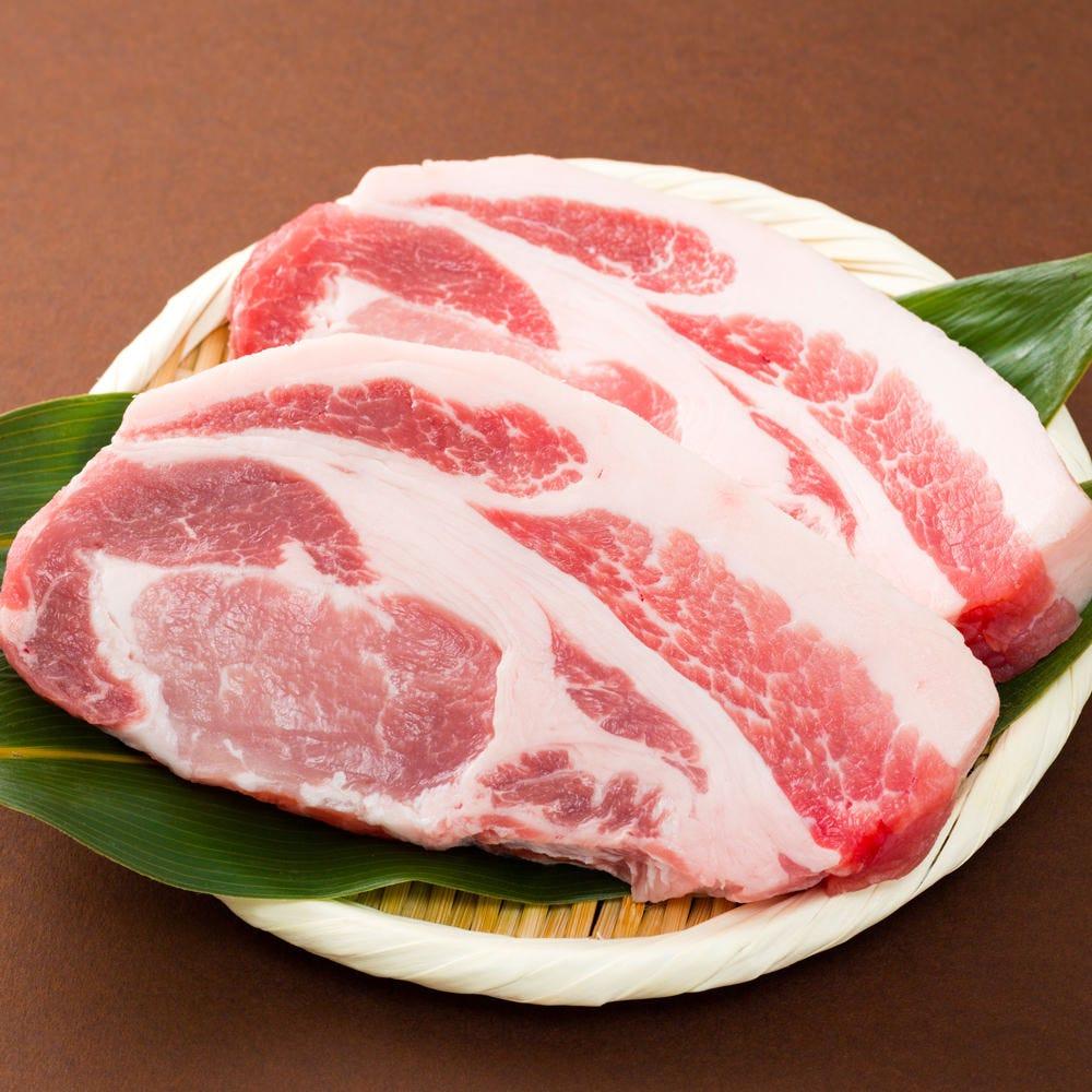 ◆鹿児島県産黒豚を使用