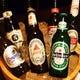 世界のビール 全10種以上!