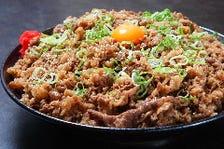 ヘビー級2kg超焼肉丼