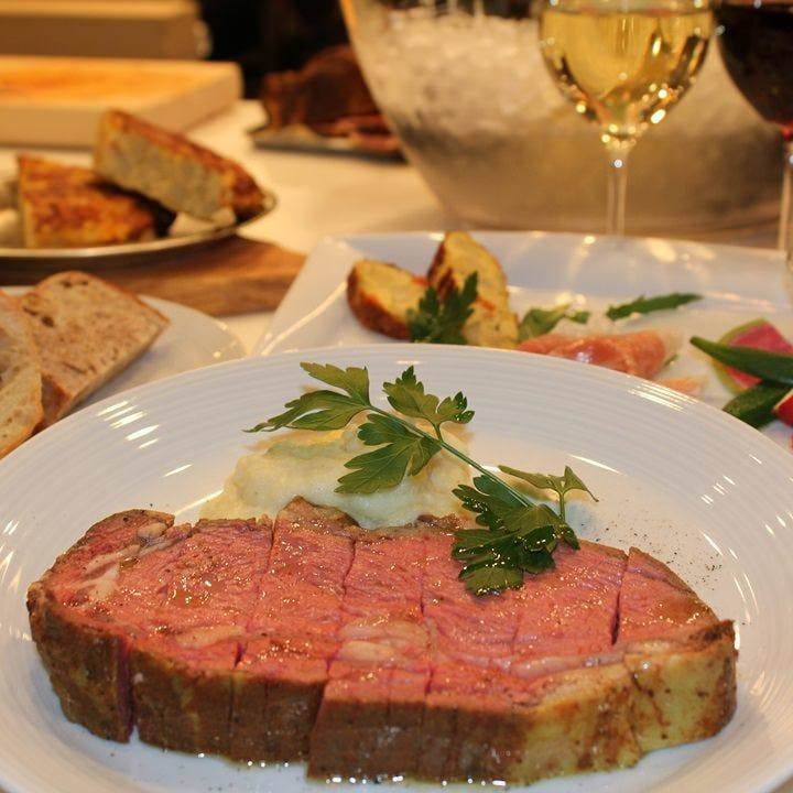 grilled meat bal taiju
