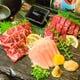 ●馬刺し● 熊本県直送、九州地酒と共にお召し上がり下さいませ