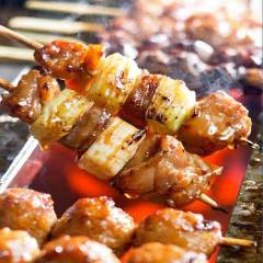地鶏炭焼き麺処 おしどり 五代目鶴松