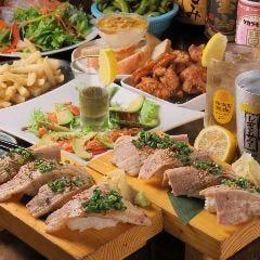 個室と鶏料理カラアゲサカバ スミチャン 大和