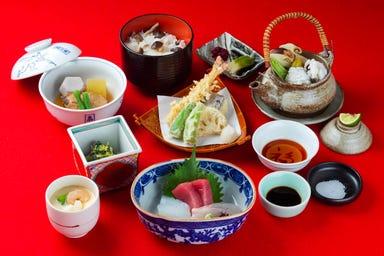 京料理 本家たん熊 京都高島屋店 コースの画像