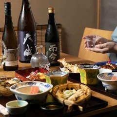 伝統の京料理を、ランチで、会席で