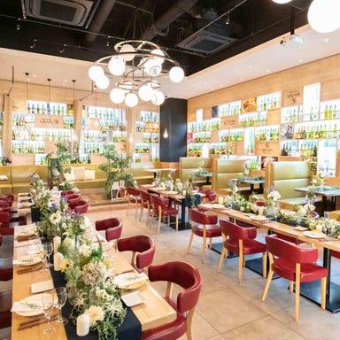 EBISU Grill Dining Tefu Tefu(テフテフ) 店内の画像