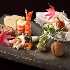 日本料理 青山 雅灯