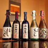 お酒の好きな方も満足の品揃え。