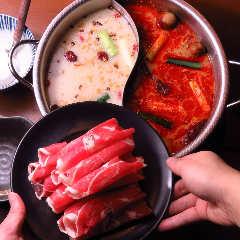 もつ鍋食べ放題×隠れ家個室ダイニング 香り屋 新宿
