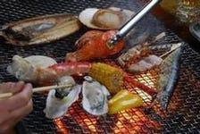 新鮮素材の本格炭火焼きレストラン
