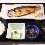今週の魚定食