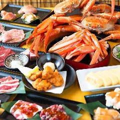 かに食べ放題 どきどき水産 阪急塚口店