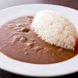 健康カレー【中辛】(サラダ・ドリンク付) Curry