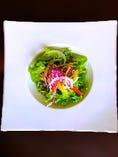 グリーンサラダ(オイル&ビネガー)