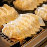 焼き餃子・水餃子・炊き餃子いずれも素材と味にこだわった自信作