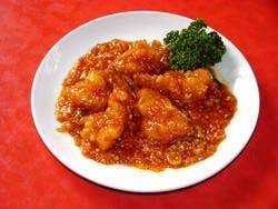 大エビのチリソース煮 ¥2,400