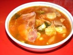 ランチタイム人気№2トマト麺¥1,155