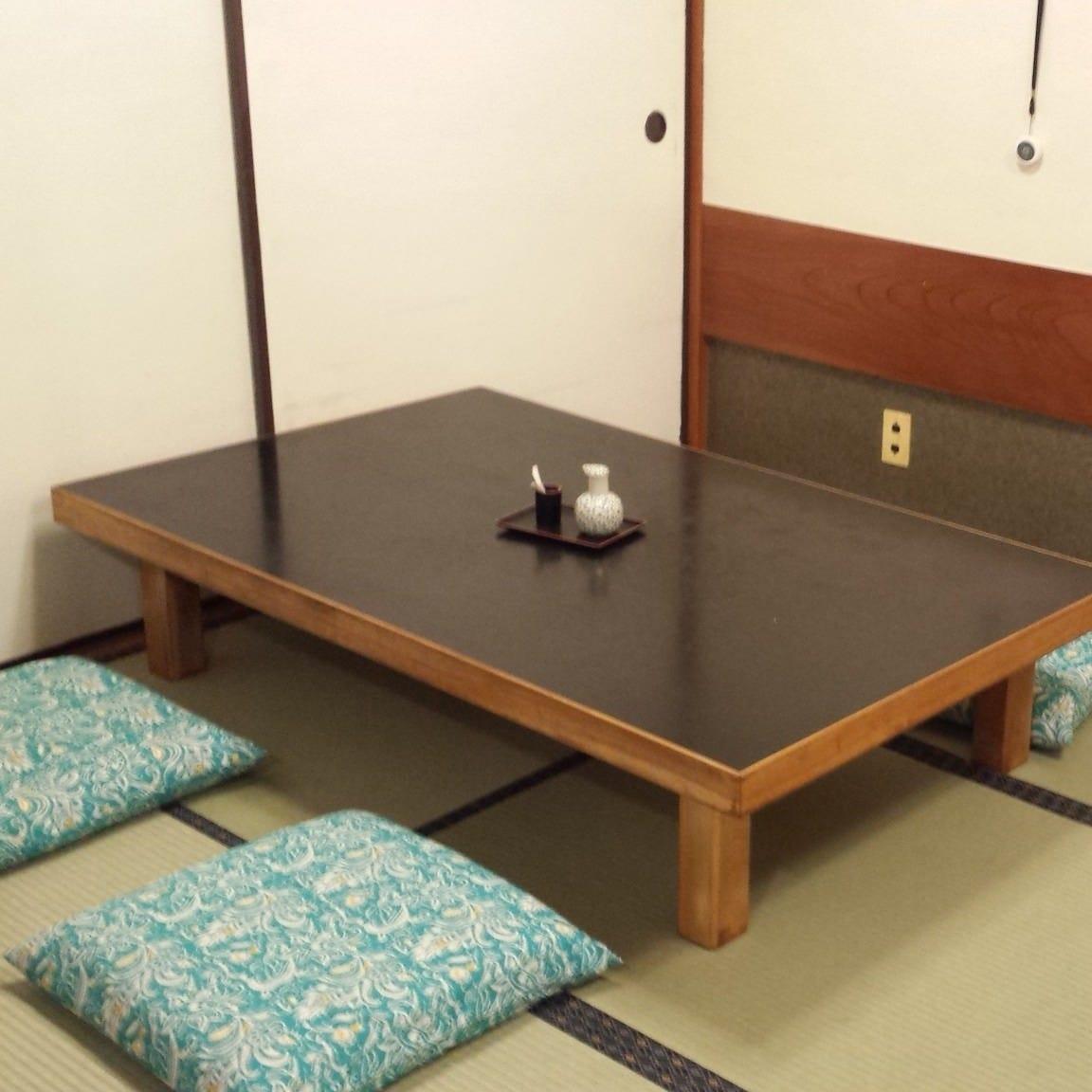 お座敷個室は最大30名様までご利用いただけます。