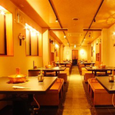 ◆ 様々な宴会に対応可能なお席