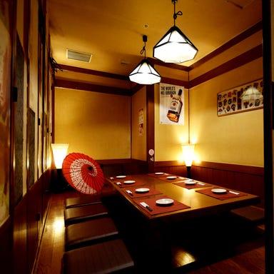 隠れ家個室×九州料理居酒屋 奏屋~かなでや~ 南越谷店 店内の画像