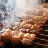 海鮮・お肉のこだわり炙り料理を堪能!