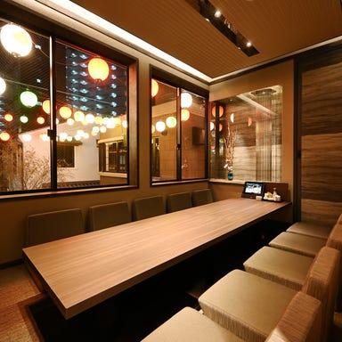 天ぷらと蕎麦 名駅 個室居酒屋 そば天 名古屋駅前店  店内の画像