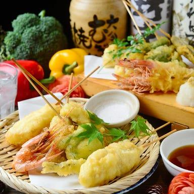 天ぷらと蕎麦 名駅 個室居酒屋 そば天 名古屋駅前店  こだわりの画像