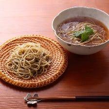 良質で香り豊かな自家製麺