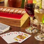 《エンタメ》宴会を盛り上げる◎カラオケや15種以上のゲーム
