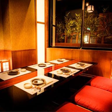 くつろぎ完全個室 海鮮炉端居酒屋 赤羽 ろば炭魚 店内の画像