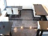 12~16名様用テーブル席