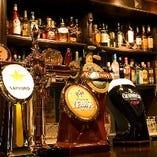ギネスを初め世界の生ビールが9種類!