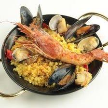 本格スペイン料理がリーズナブル