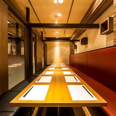 個室と肉バル BOSTONグリル 東梅田店  店内の画像