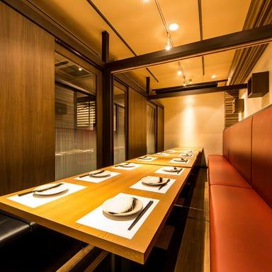 個室と肉バル BOSTONグリル 東梅田店  こだわりの画像