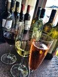 独自輸入の他では飲めないイタリアワイン有りマス。