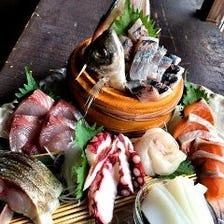 新鮮◆長崎・築地直送の魚介!