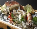 新鮮な朝採れ鮮魚を様々な調理法でお楽しみ下さい♪