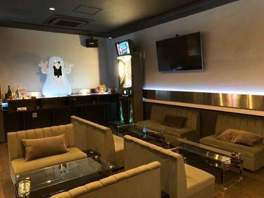 Bar WARM 西新店  店内の画像