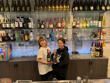 Bar WARM 西新店  こだわりの画像