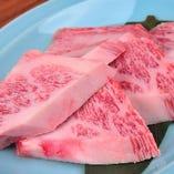 国産牛の熟成された至福の味わい