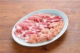 豚鶏MIXセット(2~3人前)