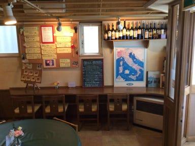 Ristorante TRENTINO  店内の画像