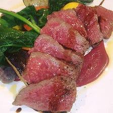 CENA B《鮮魚料理+パスタとお肉料理をお選びいただける》シェフおすすめ!スペシャルコース(全8品)